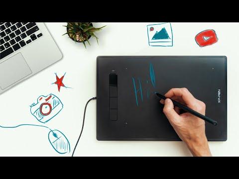 Обзор недорогого графического планшета XP-Pen Star G960