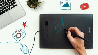 обзор графического планшета XP Pen Star 03  - XP Pen Star 03 Tablet Review