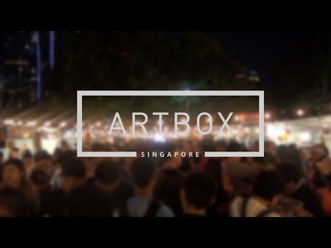ArtBox - Singapore's first and largest creative market