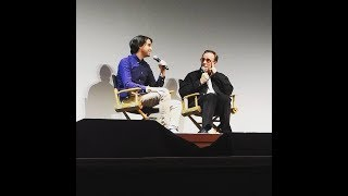Alex Ross Perry talks GOLDEN EXITS with Peter Bogdanovich at Sundance Next Fest 2017