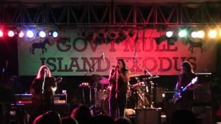 Gov't Mule with Hook Herrera - Get Behind The Mule - Island Exodus IV