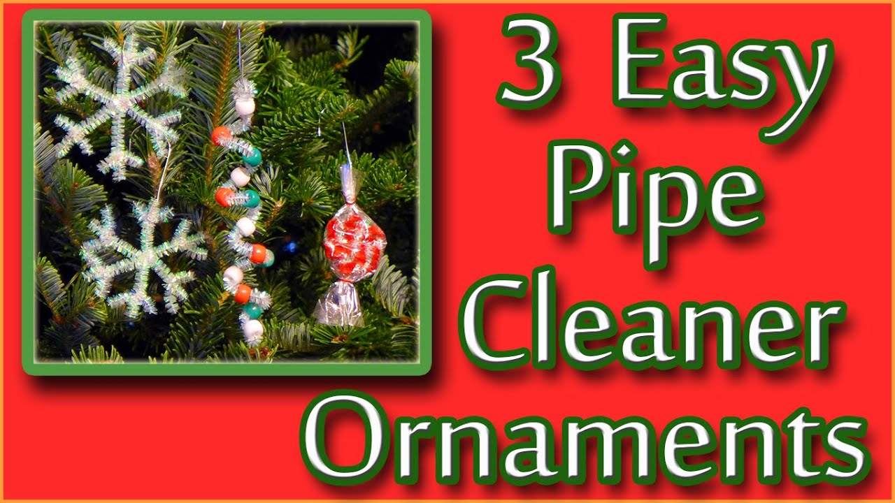 Easy Christmas Ornaments For Kids