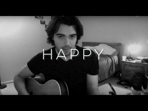 Happy - Pharrell Williams Acoustic Cover by Tom Butwin (Despicable Me 2 Soundtrack)