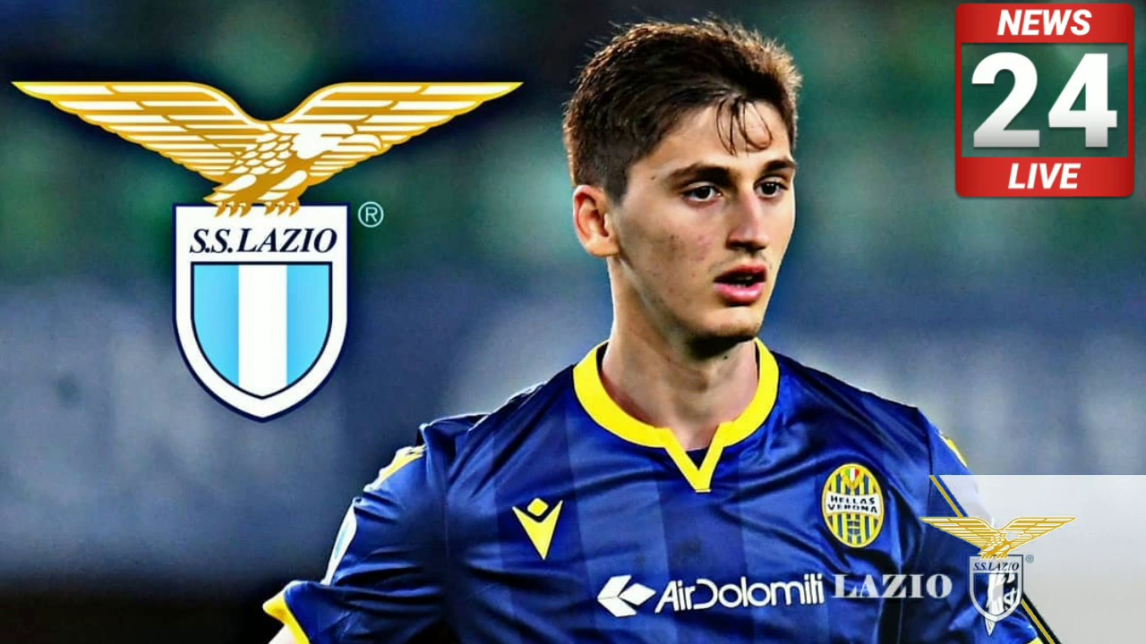 Marash Kumbulla || Welcome To SS Lazio || 2020 - YouTube