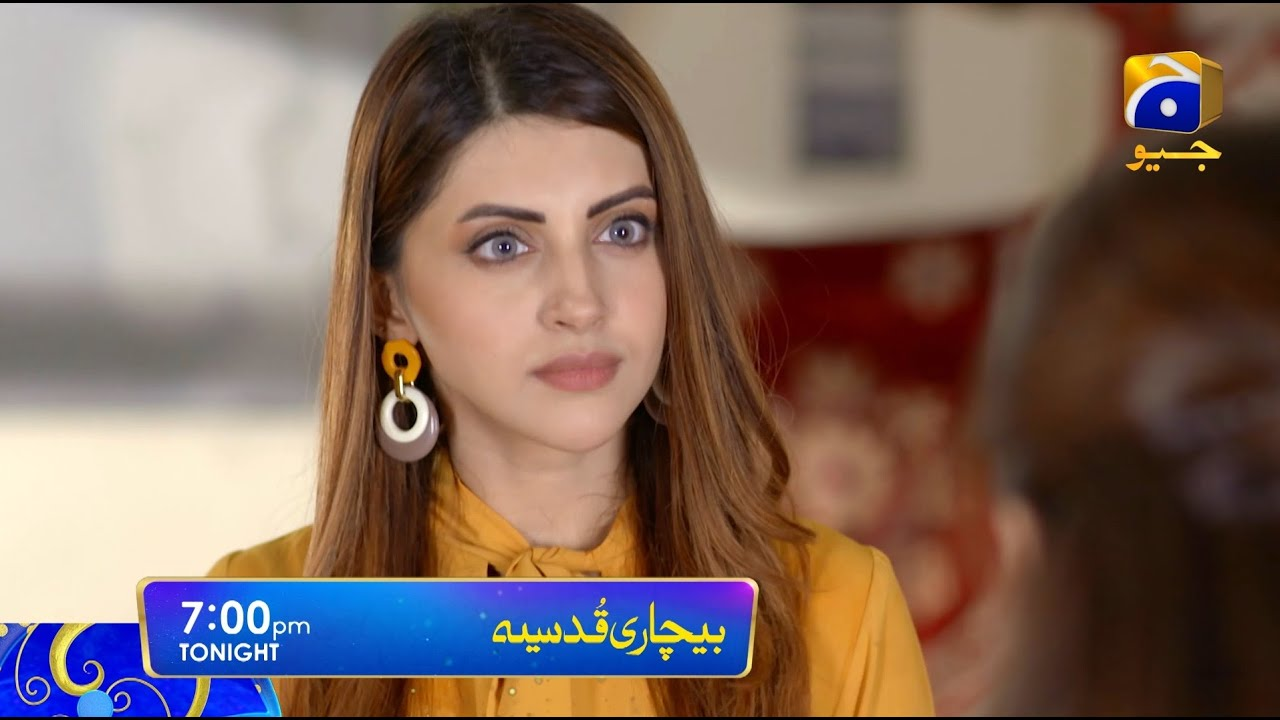 Bechari Qudsia - Episode 30 Promo - Tonight at 7:00 PM only on Har Pal Geo
