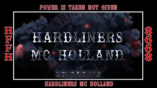 HARDLINERS MC HOLLAND || CHAPTERS 2021 || #TCB