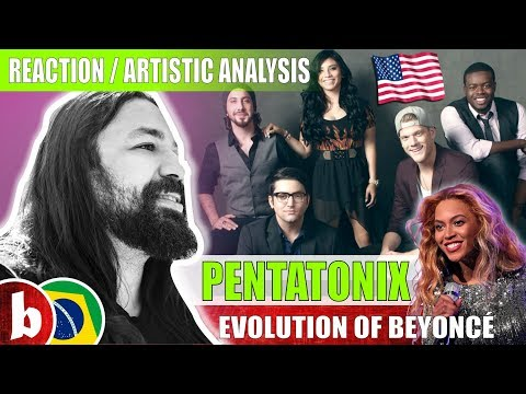 PENTATONIX! Evolution Of Beyoncé - Reaction (SUBS)