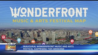Taking a closer look at San Diego's Wonderfront Music and Arts Festival