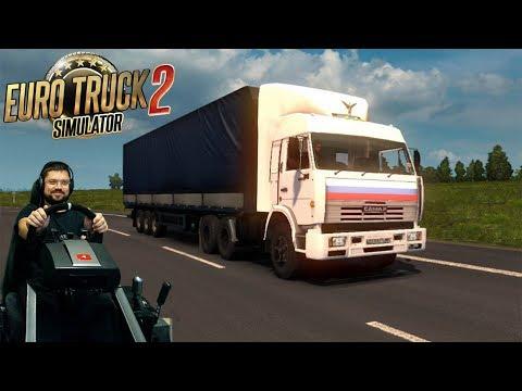 Отказали Тормоза - Euro Truck Simulator 2