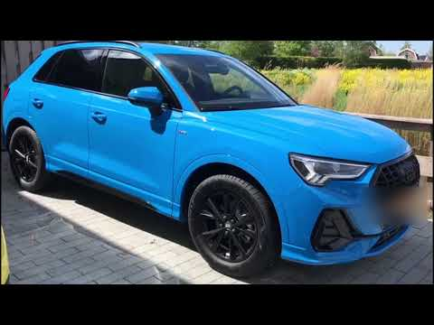 CarCam Audi Q3 Dashcam