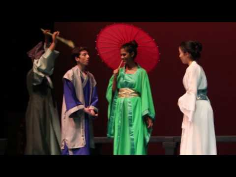 The White Snake trailer - Saratoga High School