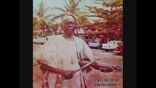 YUSUF OLATUNJI  - Teslim Ayinde Shonibare