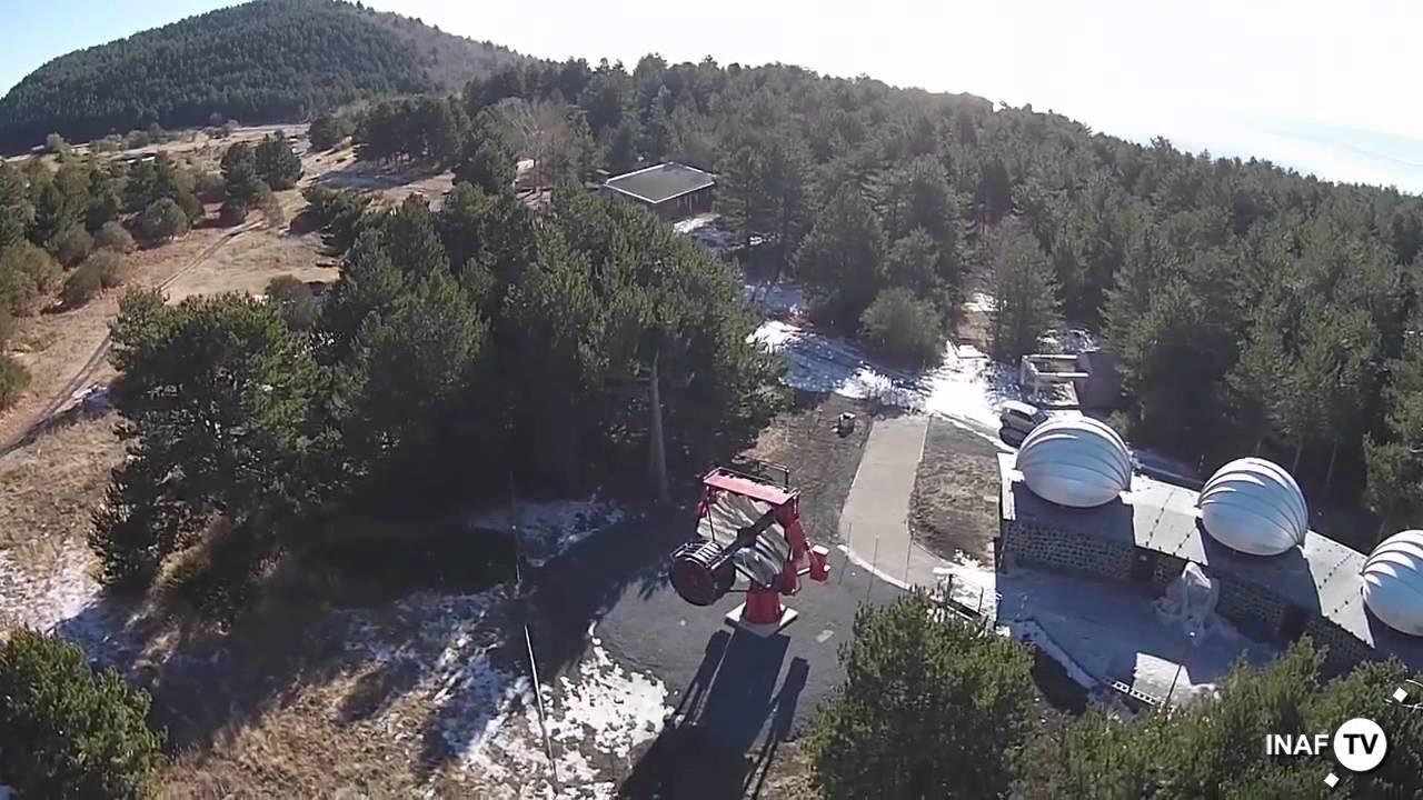 Osservatorio Astrofisico di Serra la Nave