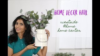 Home Decor Sale Haul India : Home Decor Shopping At Westside, @Home, Home Centre