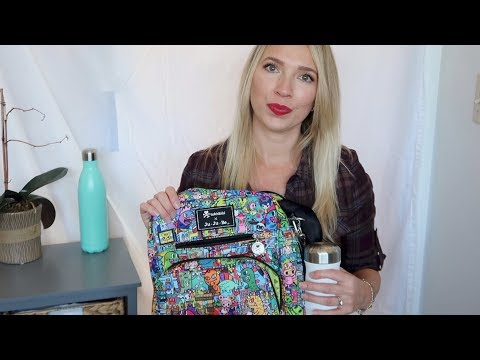 S'well Bottle Review | Packing In Ju-Ju-Be Bags