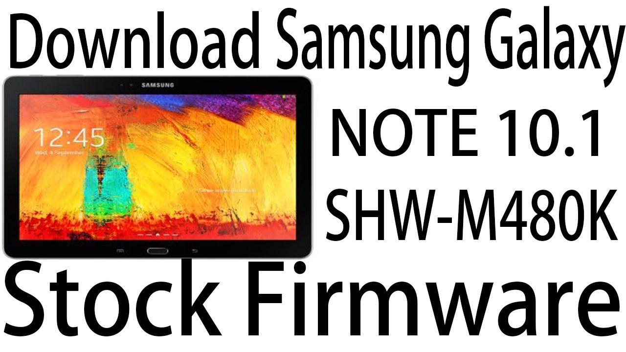 Samsung galaxy note firmware update download