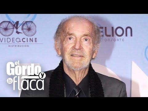 Muere el primer actor Fernando Luján a los 79 años | GYF