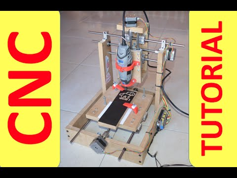 Como construir una fresadora cnc casera 3 ejes for Construir impresora 3d