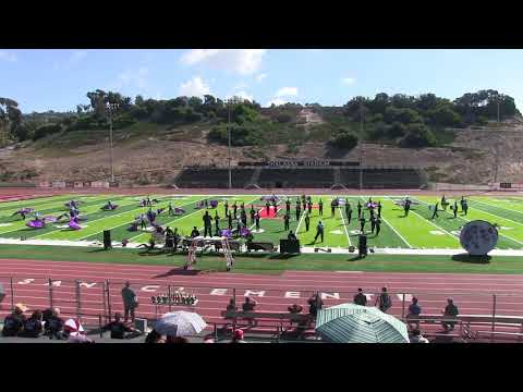 Oceanside Marching Pirates 2017 - Into the Cosmos - Nov 4, 2017