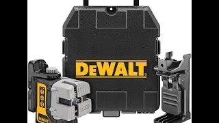 Лазерный уровень Dewalt DW089(Купить лазерный уровень Dewalt DW089 можно здесь: http://www.proftool.com.ua/lazer-samovyrav-3-h-ploskostnoy-15m.html., 2015-06-02T00:18:57.000Z)