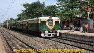 How to Check Local Train Running Status screenshot 2