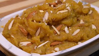 10 मिनट में तैयार दानेदार चने की दाल का हलवा जिसे खाकर जानेंगे इसका जलवा Chana dal halwa recipe