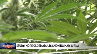 Healthcast: More adults are using marijuana, study shows