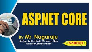 ASP.NET CORE Online Training Session - 1 by Mr.Nagaraju screenshot 5