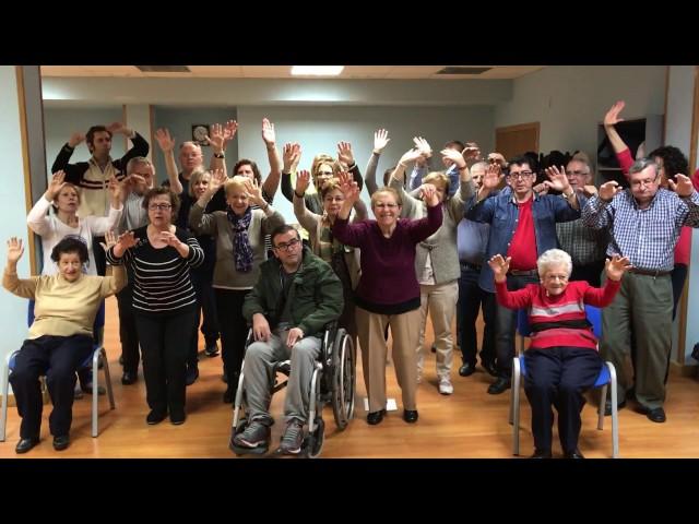 Parkinson Salamanca-Resistiré (Día mundial del Parkinson)