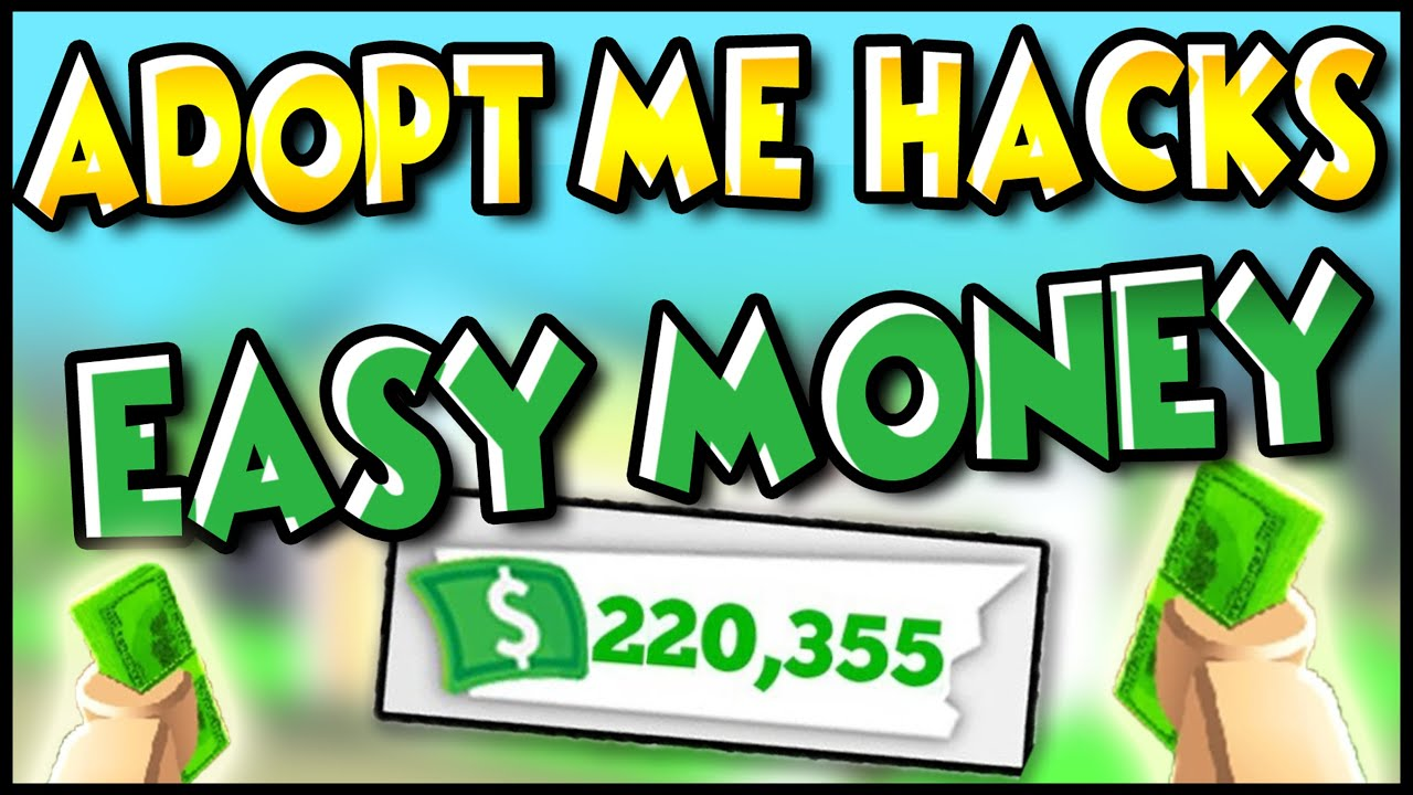 Adopt Me Money Hacks Simple And Easy How To Make Money In Adopt