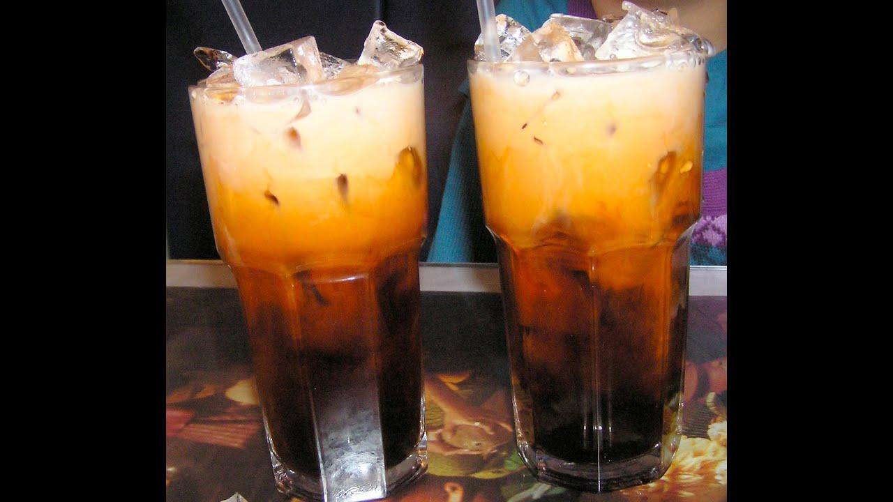 how to make hot thai tea