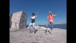 La chica coqueta - Mega mix 61 - Merengue Zumba Choreo by Fani