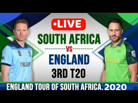 South Africa Vs England 3rd T20 Live,  Sa Vs Eng  Live