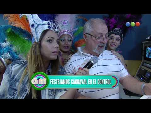 El control de AM festeja el carnaval - AM