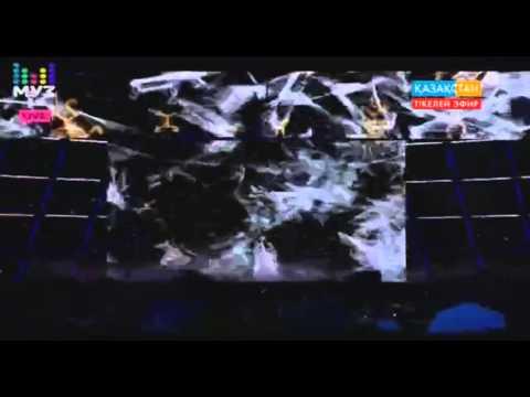 Zhanar Dugalova - Izin korem «Премия Муз-ТВ-2015. Гравитация»