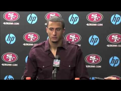 Booking Colin Kaepernick Speaking Engagements - Contact Colin Kaepernick  Speaker Agent
