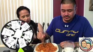 Spicy Noodles Challenge ni Kolokoy at Marites......