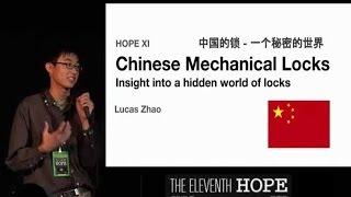 UrbanHawk - Chinese Mechanical Locks
