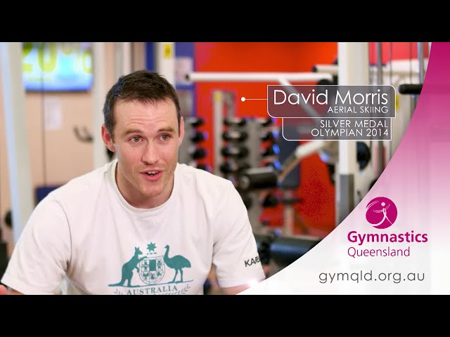 Gymnastics Queensland - David Morris