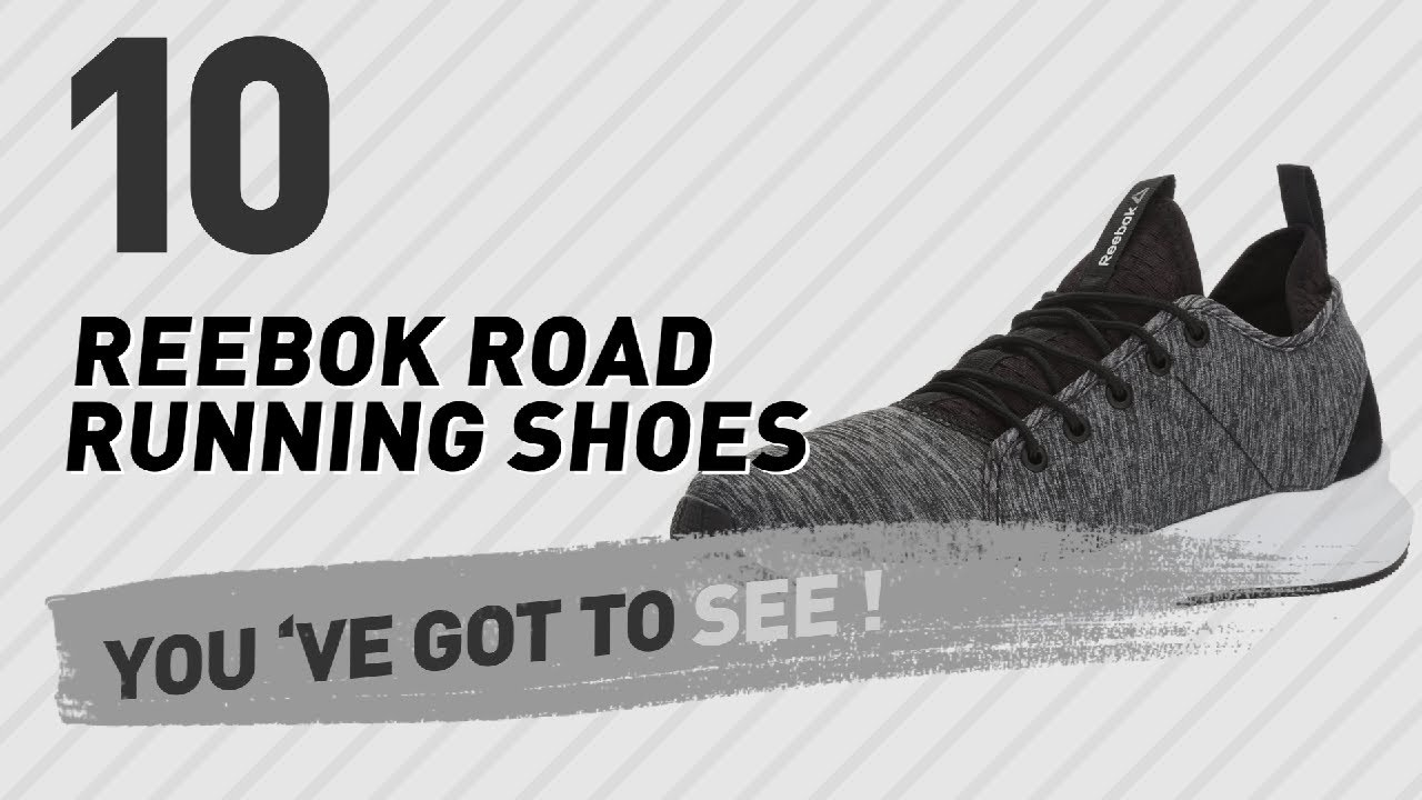 Reebok Road Running Shoes // New & Popular 2017