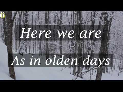 Have Yourself A Merry Little Christmas //Lyrics Video // Lauren Daigle