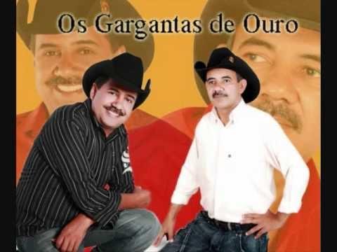GARGANTAS DE OURO = MORENA SEU BRINCO CAIU
