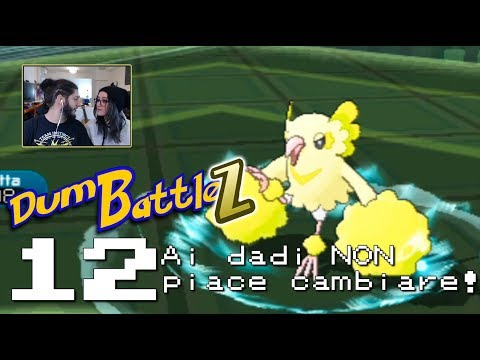 DumBattle Z #12 - Ai dadi NON piace cambiare!