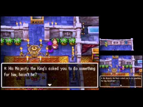 Dragon Quest V [DS] Playthrough #065, Gotha Castle: Bianca's Condition