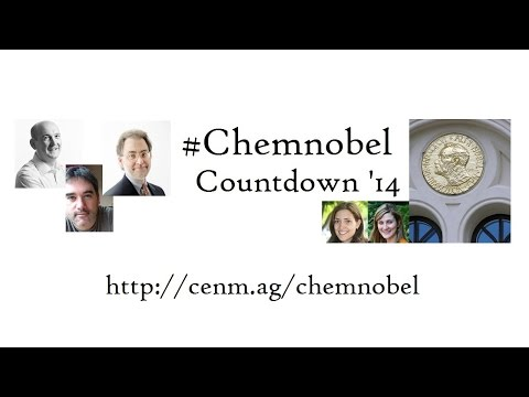 Countdown to the 2014 Chemistry Nobel Prize!!