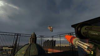 Half-Life 2 | Part 25 of 28 | Rooftop hostilities