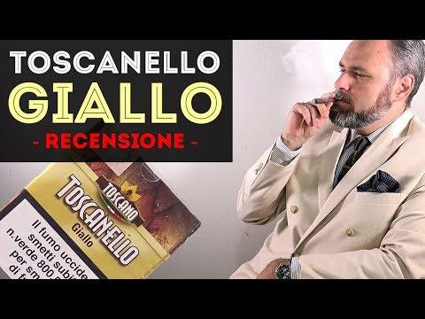 Toscanello GIALLO - Recensione