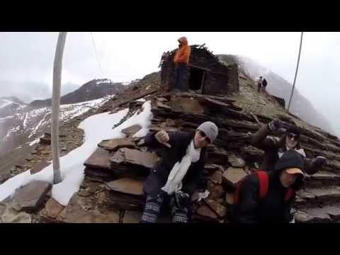 2013 - DEZ - Chacaltaya 5300m - Bolívia
