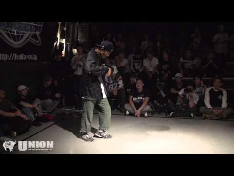 SHAADOW vs TAKEI Union Battle Semi Final, Tokyo | YAK FILMS
