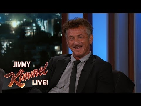 Sean Penn on First Mission to Mars